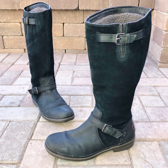 24fdc9613c2 UGG Thomsen waterproof leather knee high boot